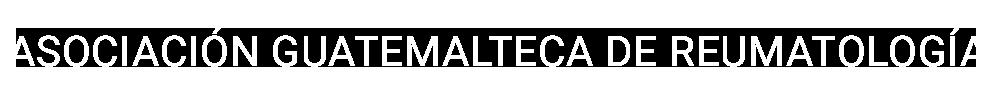 Asociación Guatemalteca de Reumatología